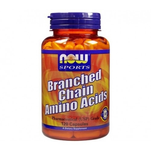BRANCHED CHAIN AMINO 120 КАП