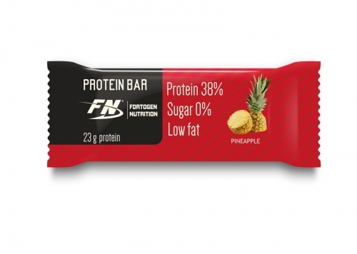 Protein bar pineapple
