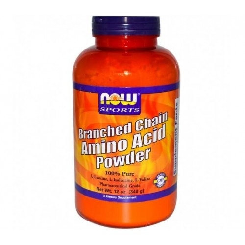 BRANCHED CHAIN AMINO ACID POWDER 340Г