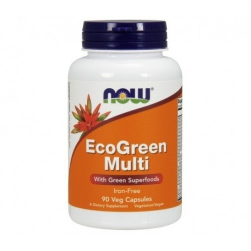 ECO-GREEN MULTI VITAMIN 90 КАП