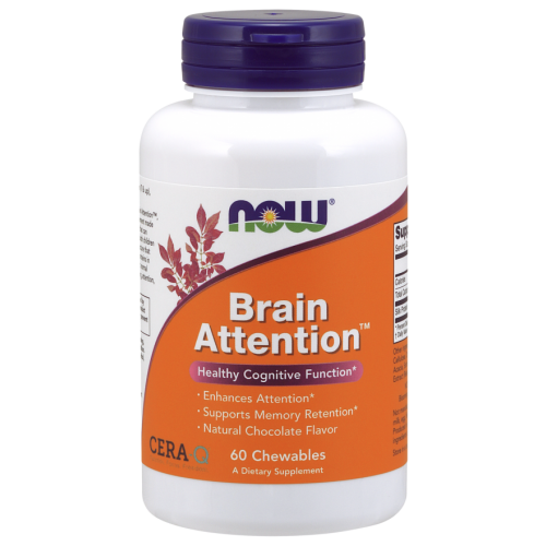 BRAIN ATTENTION 60таб