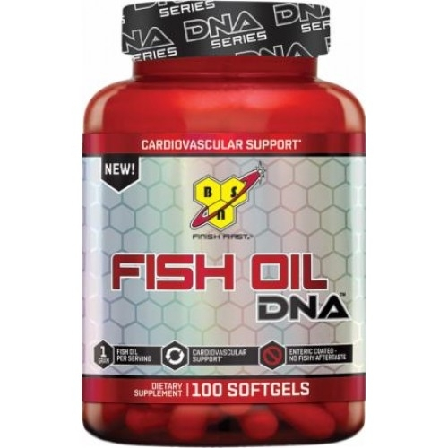 Fish Oil DNA 100 КАП