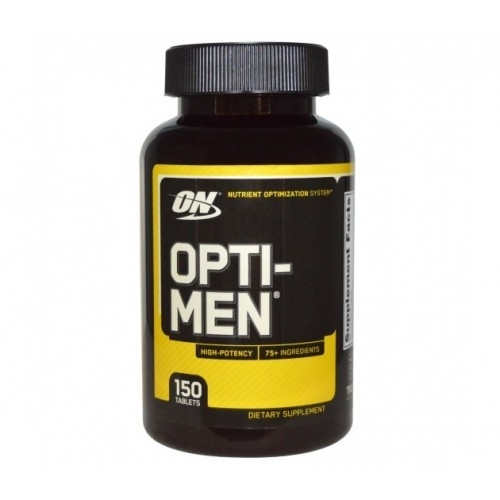 OPTI-MEN (MEN'S MULTIPLE) 150 ТАБ