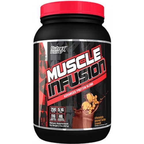 MUSCLE INFUSION 2 LB (900 г)