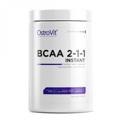 BCAA INSTANT 2:1:1 400г
